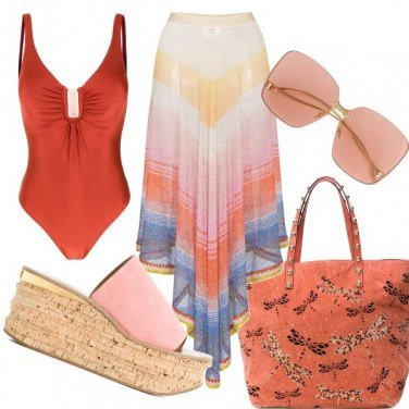 Outfit Colors of summer