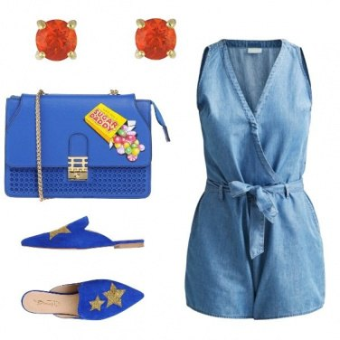 Outfit BlueBlu