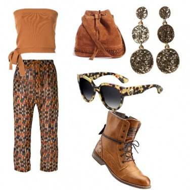 Outfit Sognando l\'africa