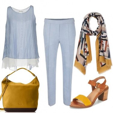 Outfit Azzardi