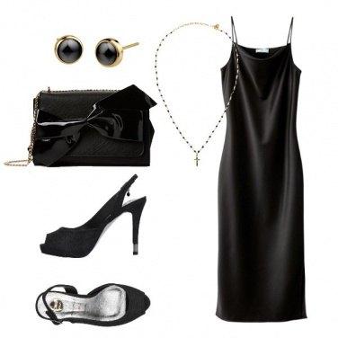 Outfit La tua serata in nero
