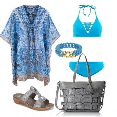 Outfit Con il grigio a mare