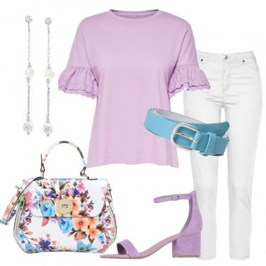Outfit Soffio delicato