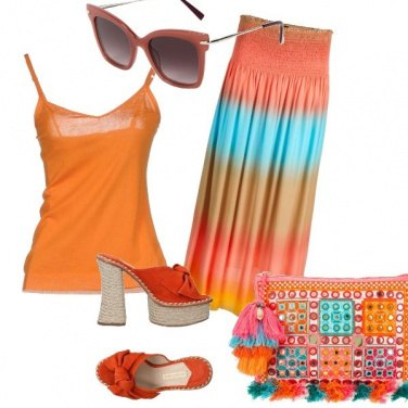 Outfit Etnico #2194
