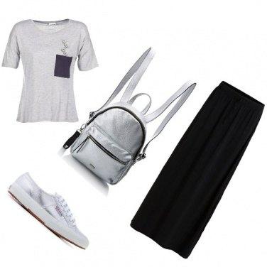 Outfit Tempo di esami