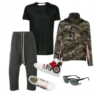 Outfit Casual #3261