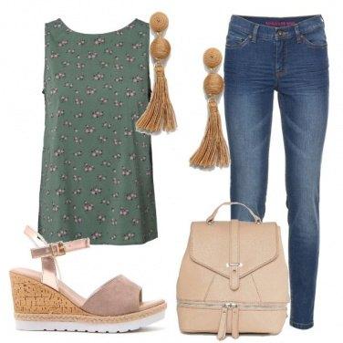 Outfit Comodo e glam