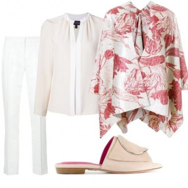 Outfit Eleganza comoda