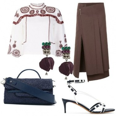 Outfit Un Bellini all\' Harry\'s Bar