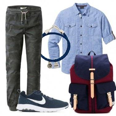 Outfit Casual #3262