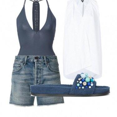 Outfit Stile al mare