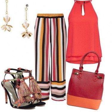 Outfit Colorato ed estivo