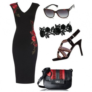 Outfit Sexy #1909