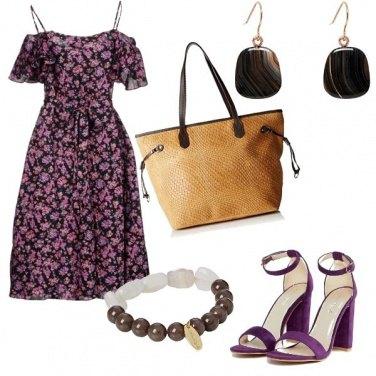 Outfit CMPS Purple rain