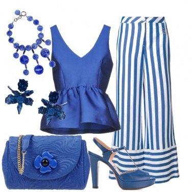Outfit Particolarissimo blu