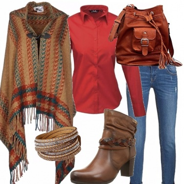 Outfit Autunno country