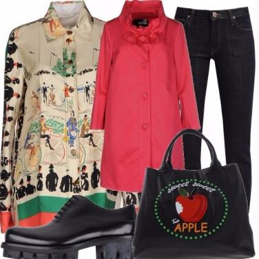 Outfit Autunno comodo