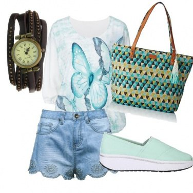 Outfit Basic #9263