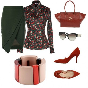 Outfit Leggera sensualità