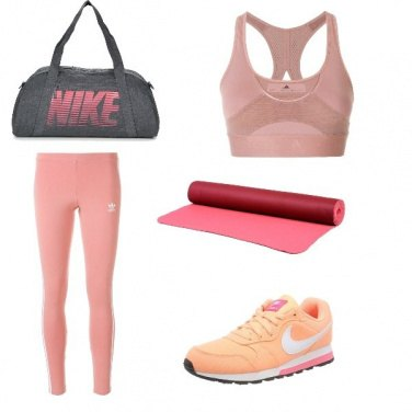Outfit Tutto pink