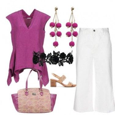 Outfit Semplice e fresco
