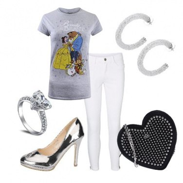 Outfit The princess modern!