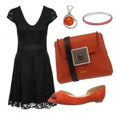 Outfit L\'allegria dell\'arancione