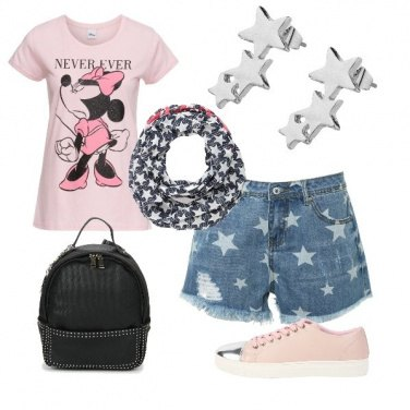 Outfit The star its you!