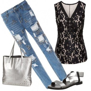 Outfit Let\'s rock