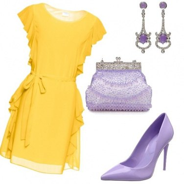 Outfit Cerimonia cheap and chic