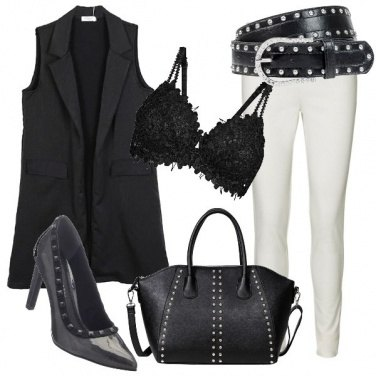 Outfit Sexy #1920