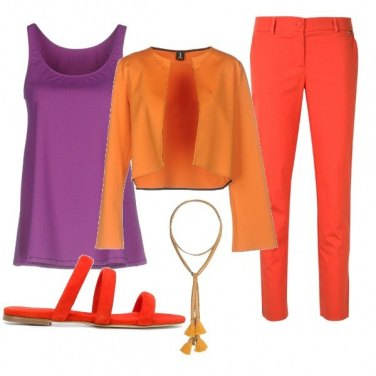 Outfit Etnico #2205