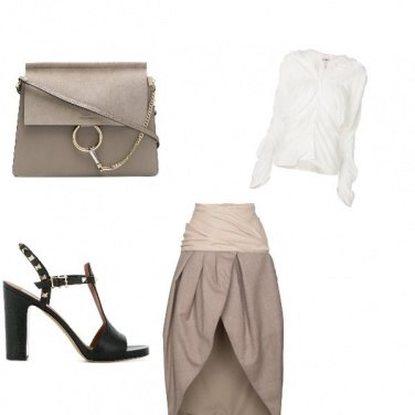 Outfit Chic #9477