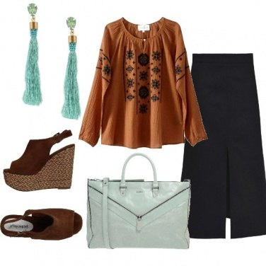 Outfit Etnico #2207
