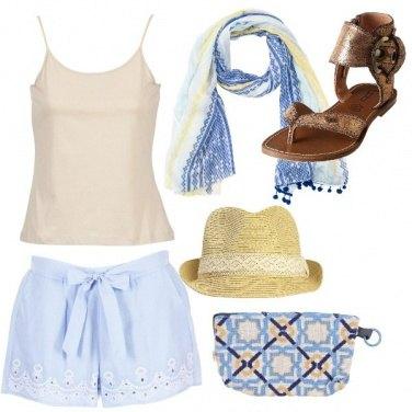 Outfit Sole e aria condizionata