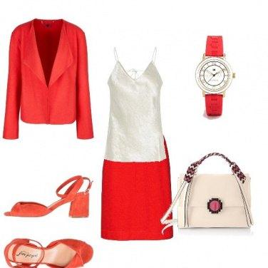 Outfit Essenziale ma d\'effetto