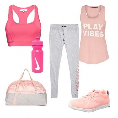 Outfit 1, 2, 3... Yoga