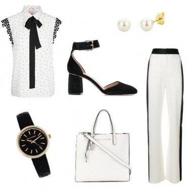 Outfit Giornata in ufficio