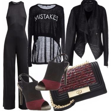 Outfit Jumpsuit + leggerezza