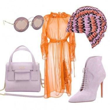 Outfit Fiori di lillà