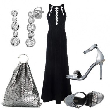 Outfit Con classe, ma sexy