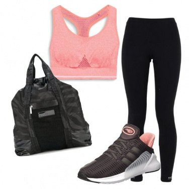 Outfit Relaxing yoga