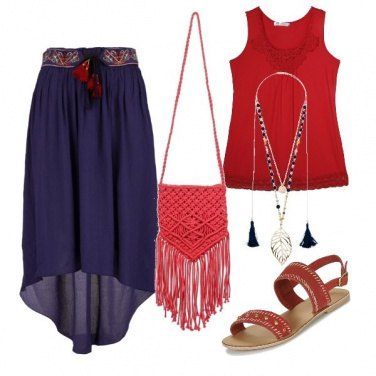 Outfit Etnico #2218