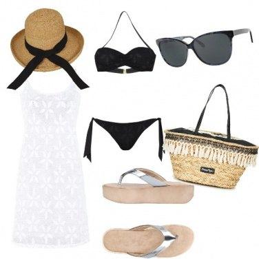 Outfit Mare e sole