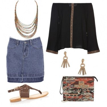 Outfit Basic #9354