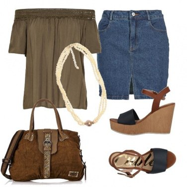 Outfit Basic #9358