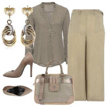 Outfit Tonalità neutre