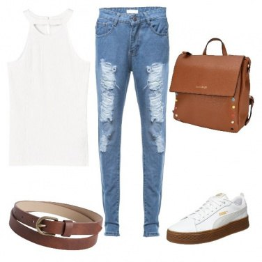 Outfit Basic #9365