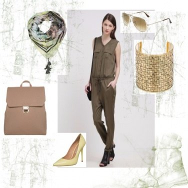 Outfit Codice verde