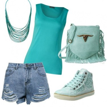 Outfit Basic #9373